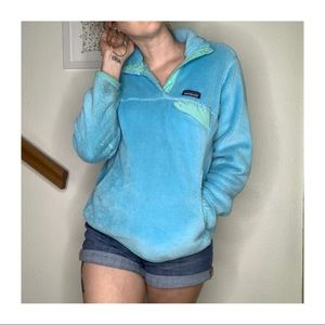Patagonia Re-Tool Snap-T Fleece Pullover Small